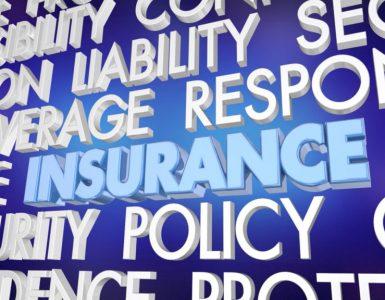 Insurance Word